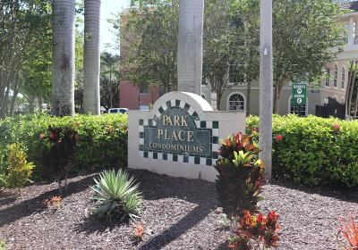West Palm Beach Condo For Sale: 1650 Presidential Way #408-A