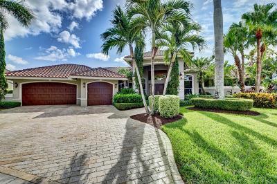 Boca Raton Single Family Home For Sale: 3232 NW 62nd Lane