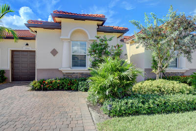 Delray Beach Single Family Home For Sale: 7756 Butera Plaza
