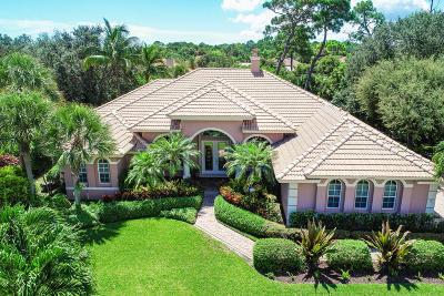 Hobe Sound Single Family Home For Sale: 7902 SE Osprey Street