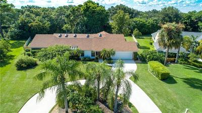 Jupiter Single Family Home For Sale: 6476 Woodlake Road