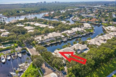 Palm Beach Gardens Townhouse For Sale: 14410 Cypress Island Court