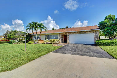 Delray Beach Single Family Home For Sale: 115 NE 16th Court
