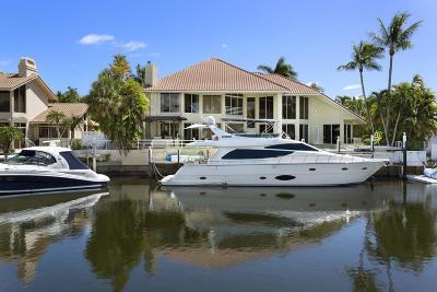 Boca Raton Single Family Home For Sale: 5053 Blue Heron Way