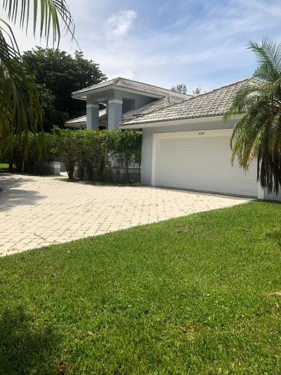 Boynton Beach Single Family Home For Sale: 4324 Caryota Drive