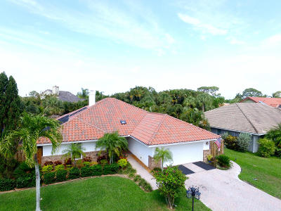 Palm Beach Gardens Single Family Home For Sale: 2763 Biarritz Drive