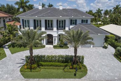 Boca Raton Single Family Home For Sale: 1717 Sabal Palm Drive