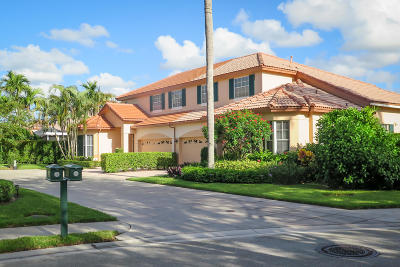 Palm Beach Gardens Townhouse For Sale: 74 Spyglass Way
