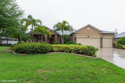 Vero Beach Single Family Home For Sale: 4703 Ashley Lake Circle