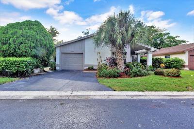 Boca Raton Single Family Home For Sale: 8983 Old Pine Way