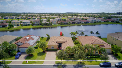 West Palm Beach Single Family Home For Sale: 2856 Bellarosa Circle