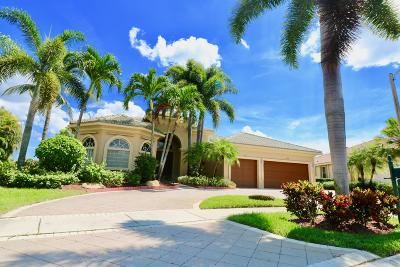 Royal Palm Beach Single Family Home For Sale: 2628 Arbor Lane