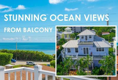 Juno Beach Single Family Home For Sale: 511 Saturn Lane