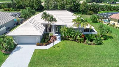 Boca Raton Single Family Home For Sale: 10446 Stonebridge Boulevard