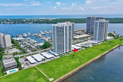 North Palm Beach Condo For Sale: 123 Lakeshore Drive #143