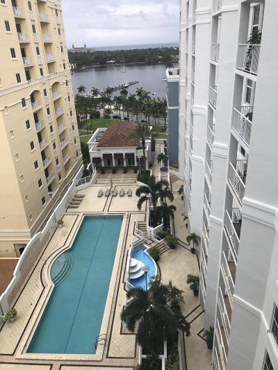 West Palm Beach Condo For Sale: 255 Evernia Street #1317