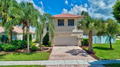 Lake Worth Single Family Home For Sale: 7733 Rockport Circle