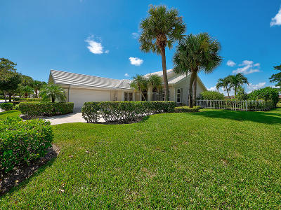 West Palm Beach Single Family Home For Sale: 1565 Bear Island Drive