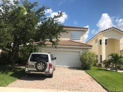 West Palm Beach Single Family Home For Sale: 726 Perdido Heights Drive