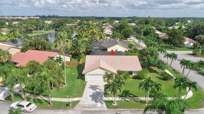 Boca Raton Single Family Home For Sale: 9045 Red Oak Lane