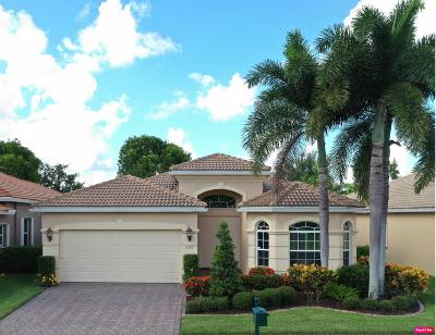 Lake Worth Single Family Home For Sale: 8599 Via Avellino