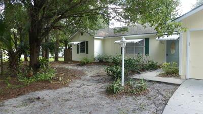 Vero Beach Single Family Home For Sale: 3228 12th Street SW