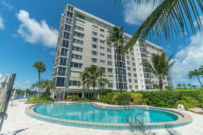 Delray Beach Condo For Sale: 400 Seasage Drive #903
