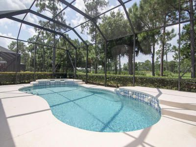 Port Saint Lucie Single Family Home For Sale: 8917 Champions Way