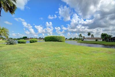 Delray Beach Single Family Home For Sale: 6419 Lasalle Drive Drive