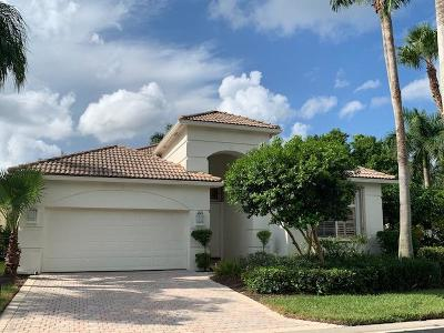 West Palm Beach Single Family Home For Sale: 10752 Grande Boulevard