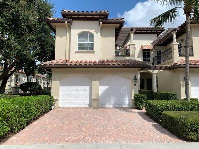 Palm Beach Gardens Townhouse For Sale: 50 Marina Gardens Drive