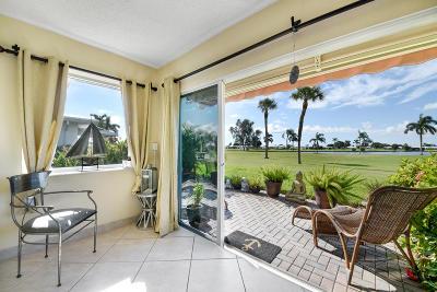Boynton Beach Single Family Home For Sale: 1804 Ocean Drive #105