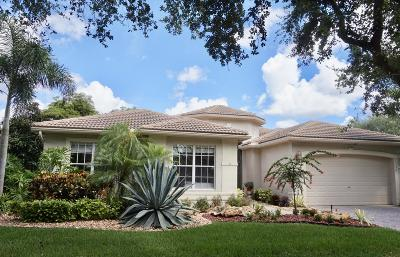 Delray Beach Single Family Home For Sale: 13136 Alhambra Lake Circle
