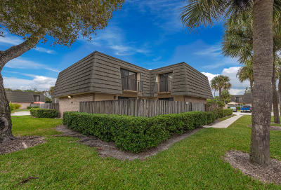 West Palm Beach Townhouse For Sale: 4519 45th Way