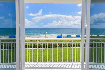 Palm Beach Condo For Sale: 2780 S Ocean Boulevard #201