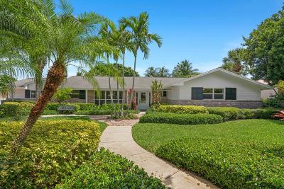 North Palm Beach Single Family Home For Sale: 833 Anchorage Drive