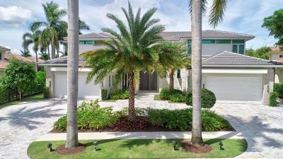 Boca Raton Single Family Home For Sale: 3665 Carlton Place