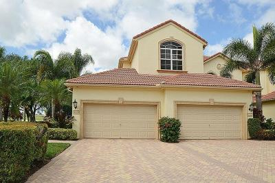 West Palm Beach Condo For Sale: 7551 Orchid Hammock Drive