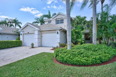 Palm Beach Gardens Single Family Home For Sale: 628 Masters Way