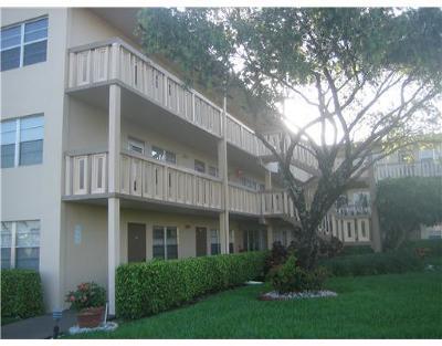 Boca Raton Condo For Sale: 58 Fanshaw B