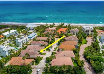Juno Beach Single Family Home For Sale: 312 Alicante Drive