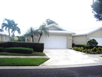 Martin County Single Family Home For Sale: 1624 SW Waterfall Boulevard