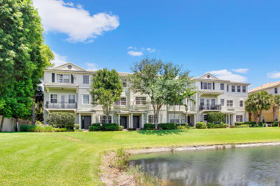 Boca Raton Townhouse For Sale: 1874 NW 9th Street
