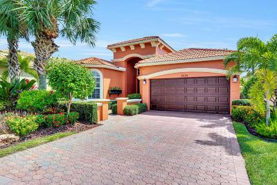 Wellington Single Family Home For Sale: 8694 Via Brilliante