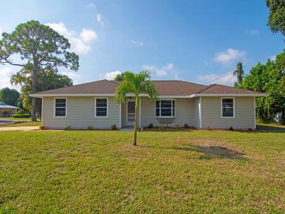 Vero Beach Single Family Home For Sale: 1041 2nd Street