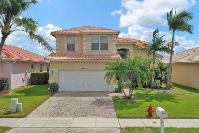 Boynton Beach Single Family Home For Sale: 10876 Madison Drive