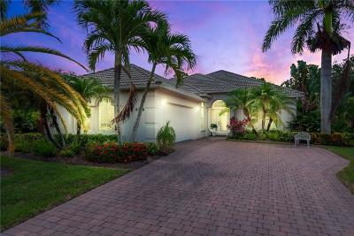 Jensen Beach Single Family Home For Sale: 4509 NW Indian Oak Court