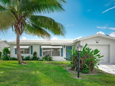 Boynton Beach Single Family Home For Sale: 812 Ocean Drive