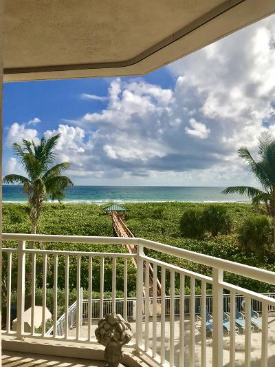 Hutchinson Island Condo For Sale: 2900 Highway A1a Highway #3d