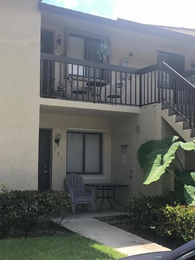 Boca Raton Condo For Sale: 6550 Somerset Drive #201